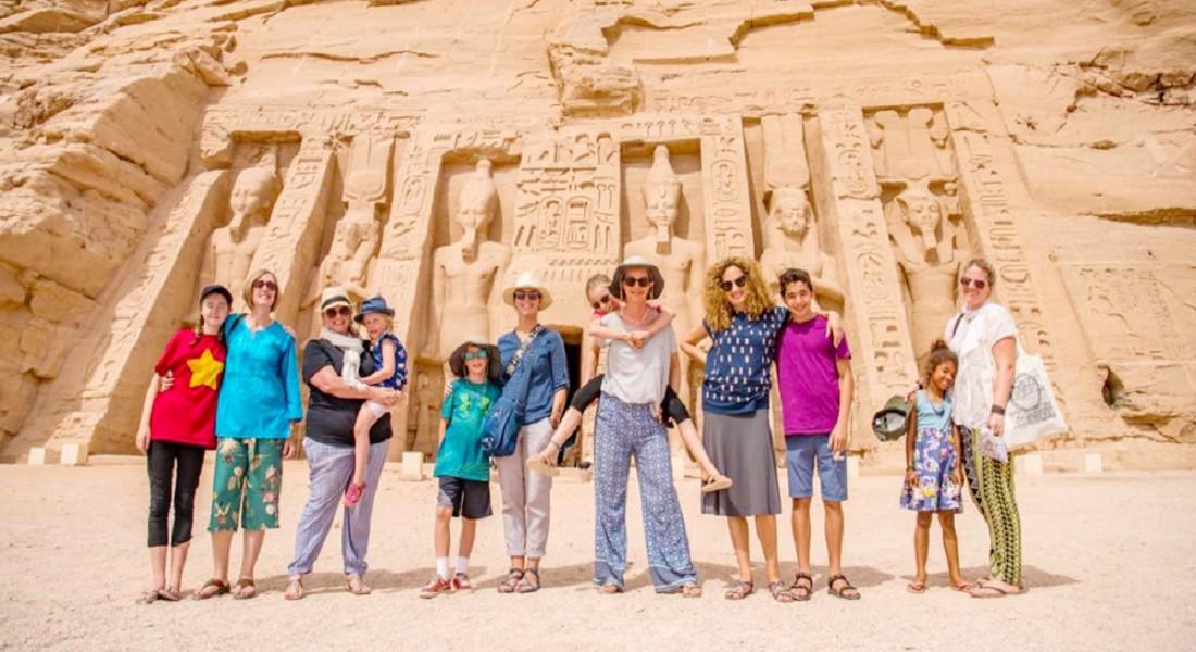 Egypt family tours