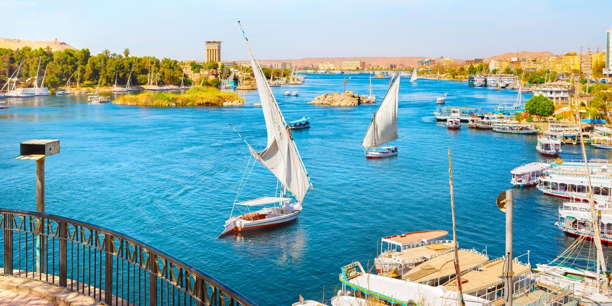 Nile Cruise Christmas Package