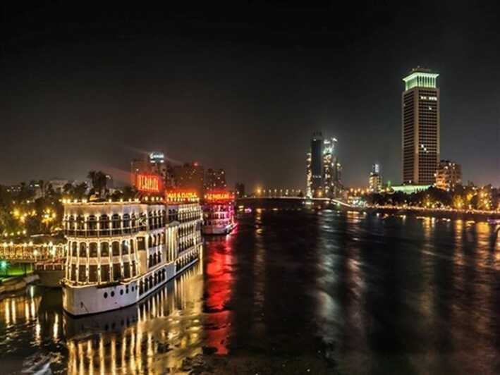 Cairo highlights and Nile Dinner Cruise
