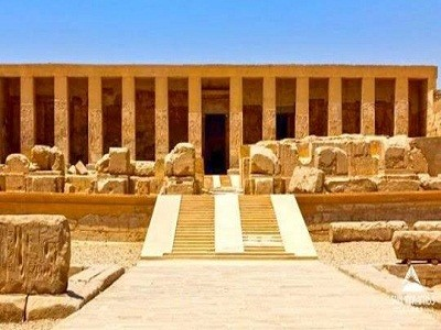 Dendara and Abydos Temples From Luxor