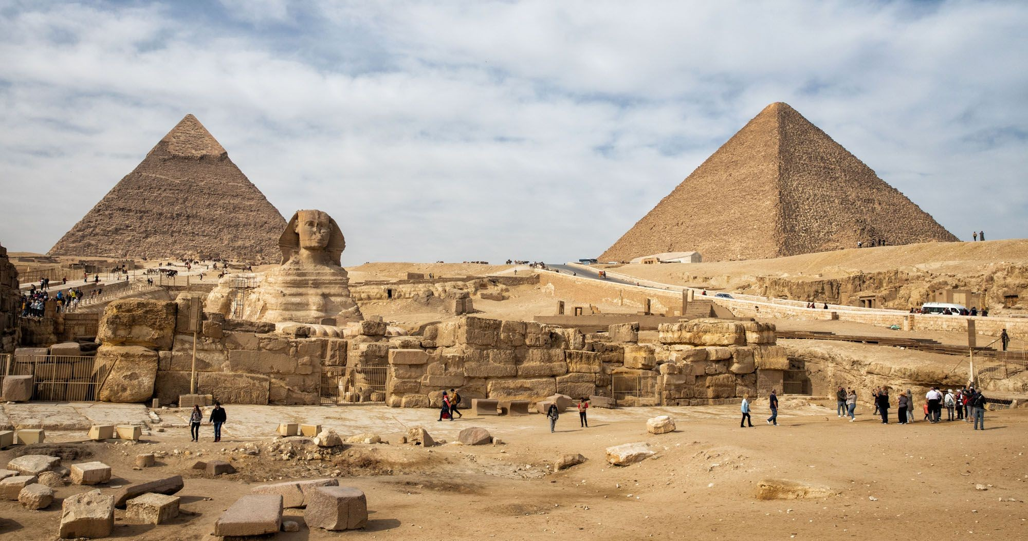 Day Tour To Explore Cairo Highlights From Alexandria Port