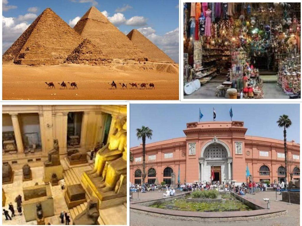 Egypt highlights Cairo, Alexandria, Hurghada and Luxor