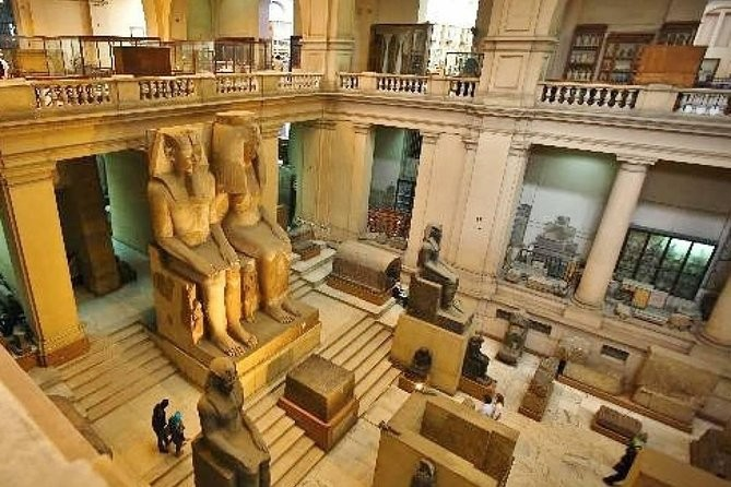 Day tour to the National Egyptian Museum, Citadel and Khan El khalili Bazaar