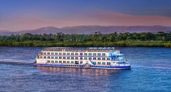 Nile  Cruise From Aswan to Luxor, 4 Days, 3 Nights