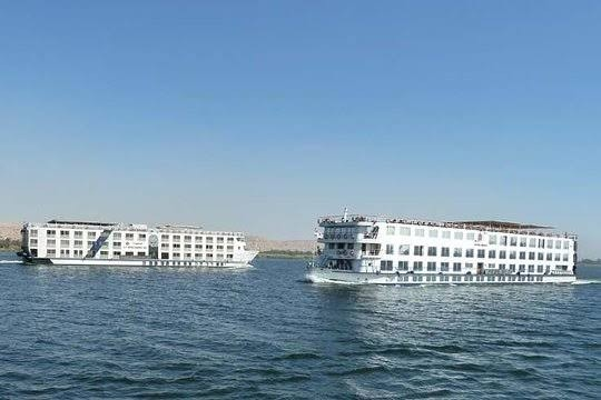 8 days Package Tour, Top Attractions in Cairo and Nile Cruise