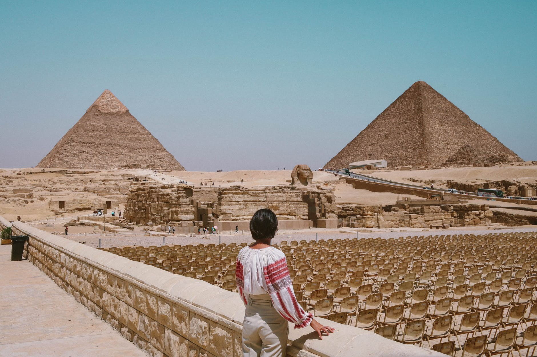 Day Trip to Cairo Highlights from Hurghada by Plane